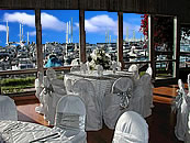 reception room of the Marina Village